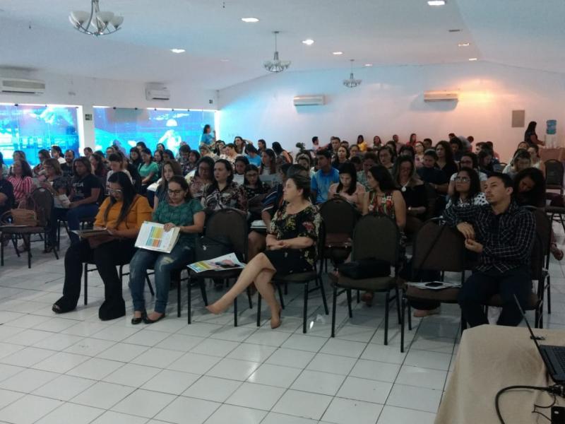 3º Ciclo de Capacitação do Selo Unicef é realizado em Teresina