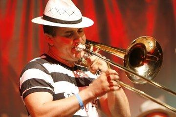 Vando do Trombone & Cia é atração do Boca da Noite