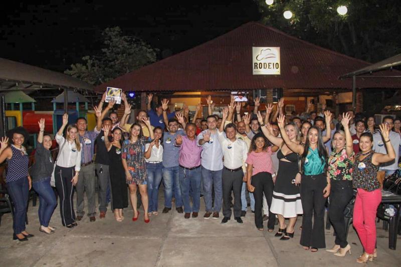 Chapa Única de Timon apoia Celso Barros e Independência OAB