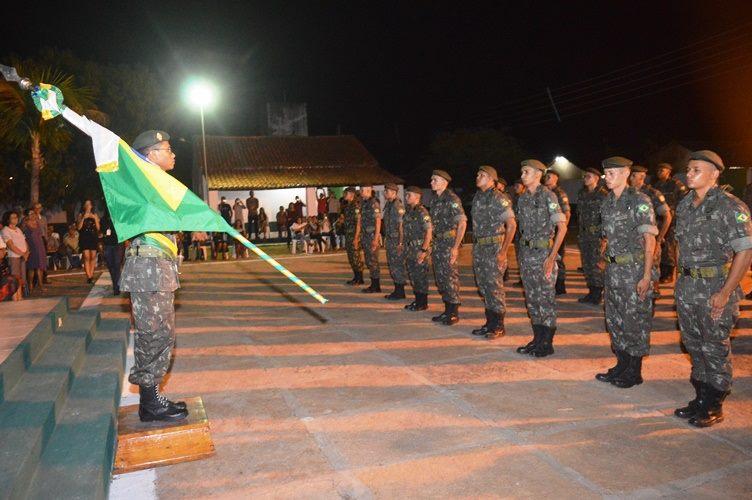 Atiradores recebem certificado de reservistas em Campo Maior