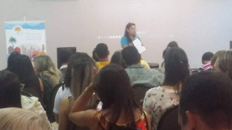 Comissão do Selo Unicef de Amarante participa de evento em Teresina