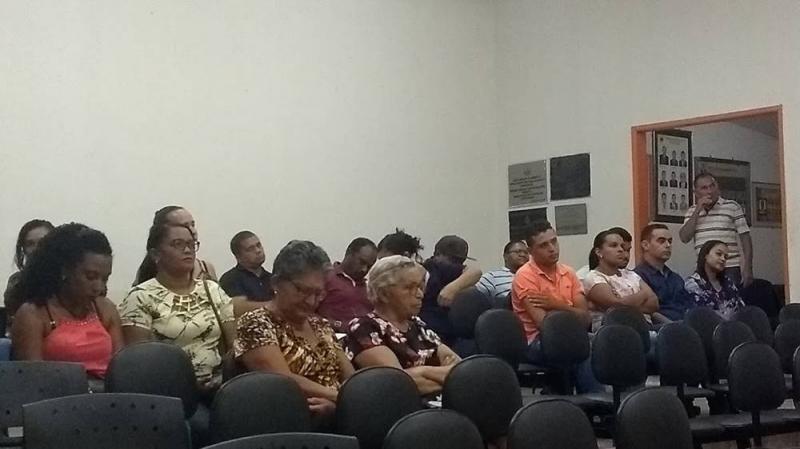 Prefeitura de Amarante realiza encontro com representantes de secretarias