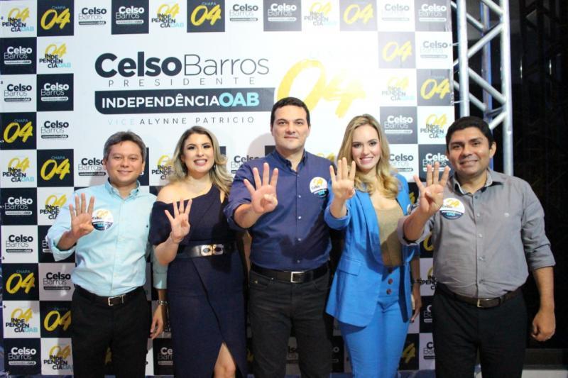 Celso Barros comenta serviços prestados à advocacia e propostas