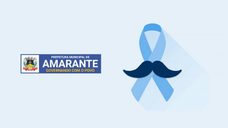Prefeitura Municipal de Amarante atuando nas atividades ao Novembro Azul