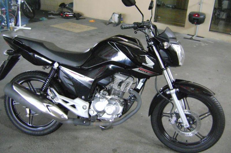 Moto roubada é apreendida com menor no interior no Piauí