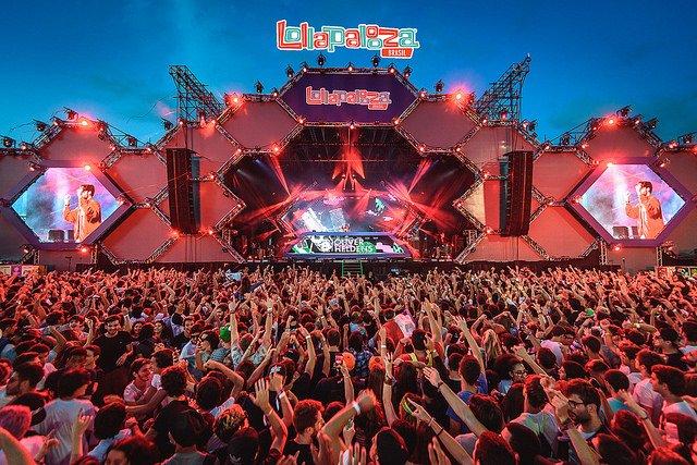 Ingressos para o Lollapalooza custam a partir de R$ 900