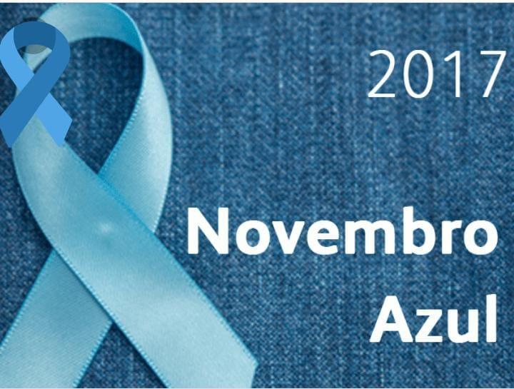 Inscrições abertas para a 'Primeira Corrida e Caminhada Novembro Azul'