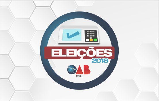 Eleições OAB-PI: Comissão Eleitoral divulga seções de votação