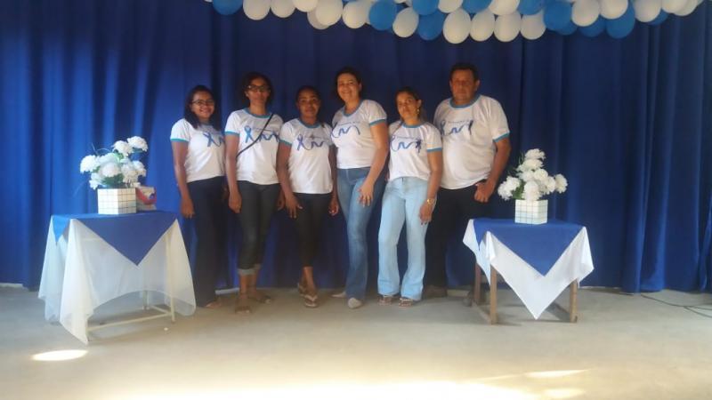 Equipe de saúde realiza palestra em alusão ao Novembro Azul