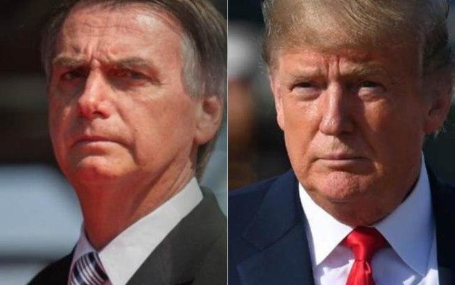 Bolsonaro confirma encontro com assessor de Donal Trump