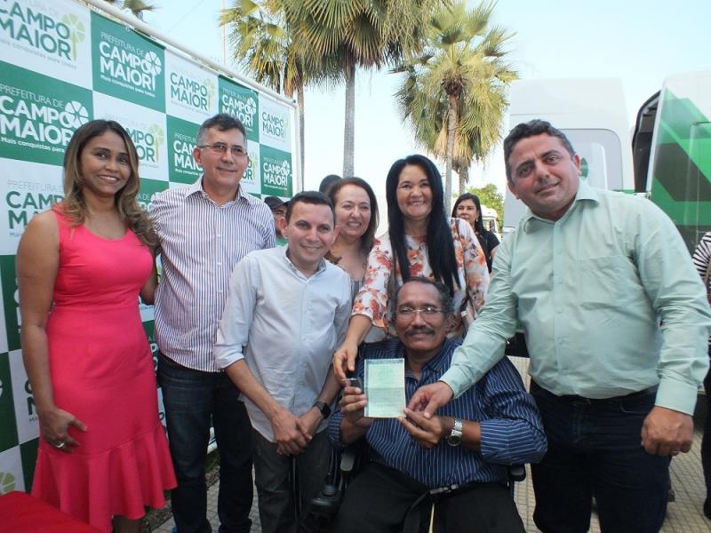 Transporte Eficiente facilita a vida de pessoas com deficiência