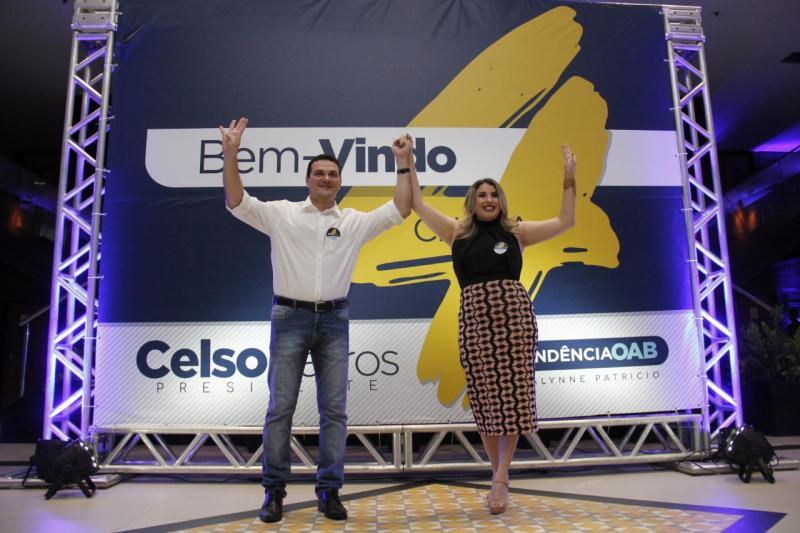 Celso Barros recebeu apoiadores da Chapa 4 em Festa de Esquenta