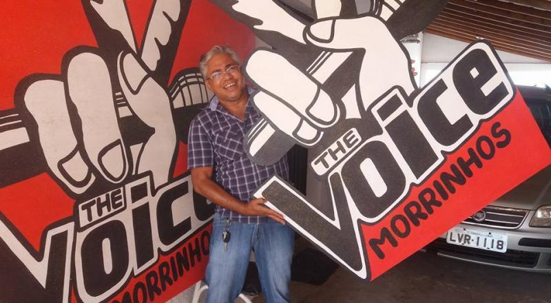 III etapa do 'The Voice Morrinhos' de Demerval Lobão (PI)