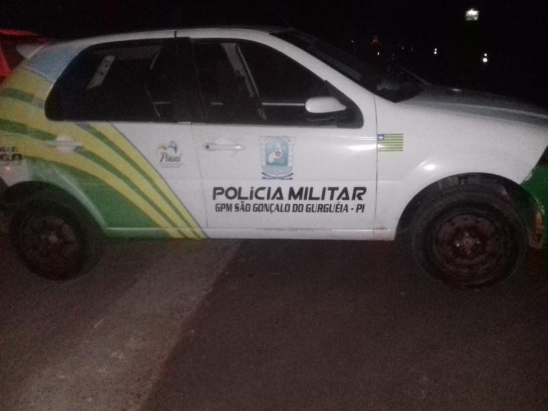 GPM de São Gonçalo do Gurguéia realiza operação de fim de ano