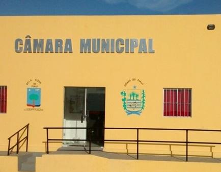 TCE bloqueia contas da Câmara Municipal de Bela Vista do Piauí