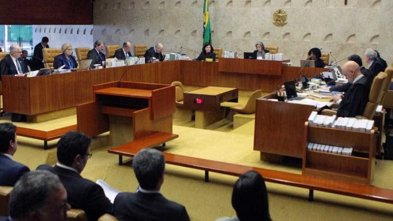 Aumento para ministros do STF é publicado no Diário Oficial