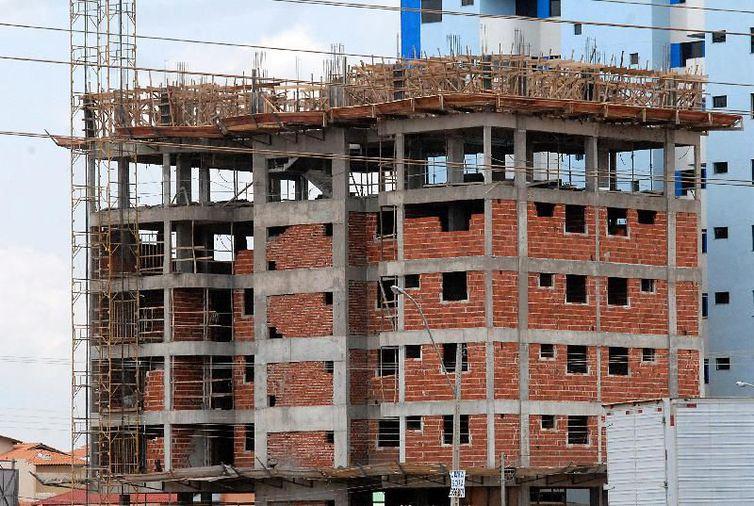 Custo da construção sobe 0,26% em novembro