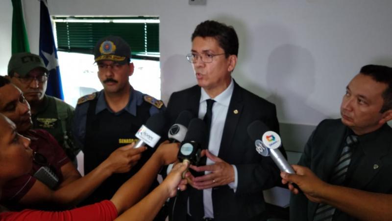 PM do Piauí está entre os presos após quadrilha assaltar banco no MA