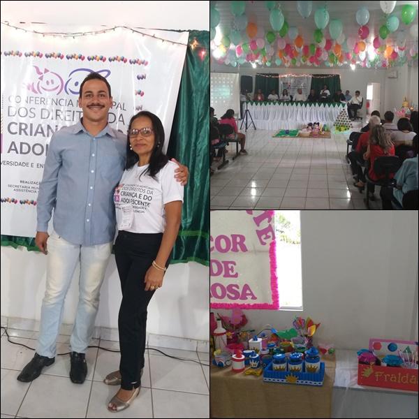 Vereador Henrique Guerra Participa de 6ª Conferência do CMDCA