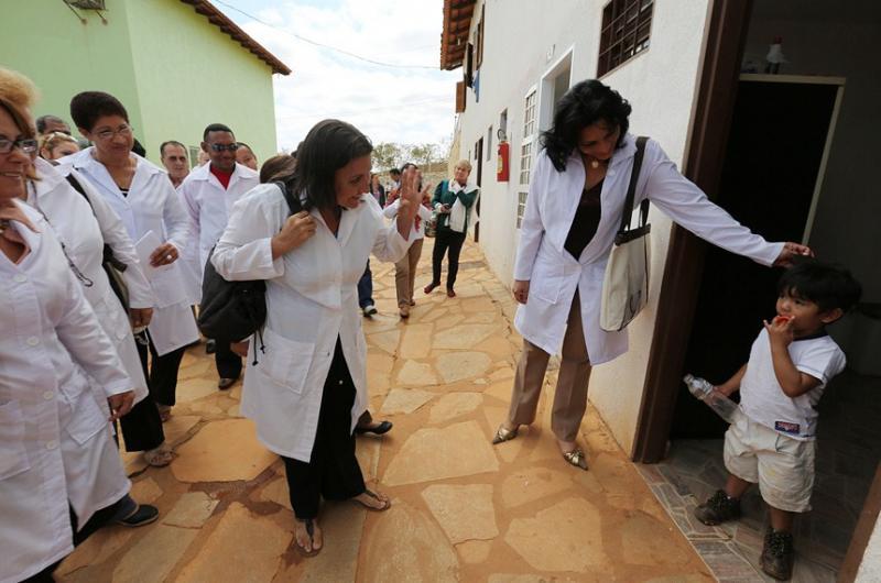 Mais Médicos: Piauí tem 100% das vagas preenchidas