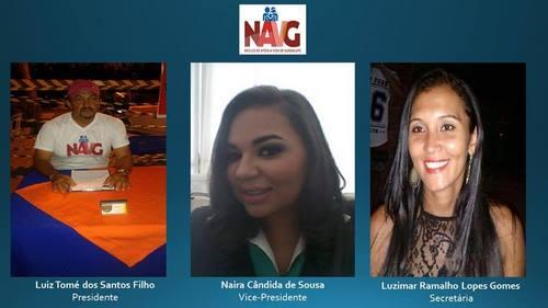 ONG Tony Marcos apresenta diretoria da ONG e Conselho da NAVG