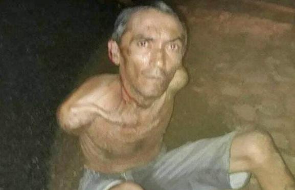 Acusado foi preso (Foto: divulgação)
