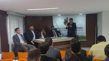 Proposta de lei de regularização fundiária é apresentada