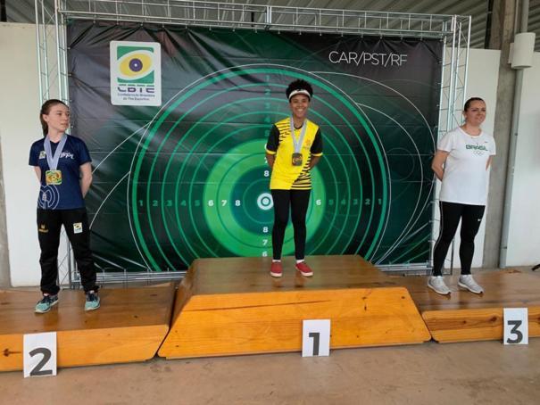 Atleta oeirense encerra 2018 como a primeira do ranking nacional