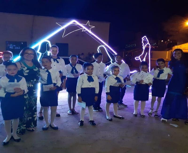 Pimenteiras realiza a 1ª cantata de Natal da cidade