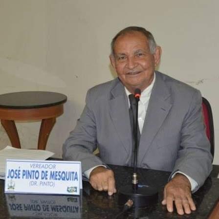 Convite do vereador Dr. Pinto