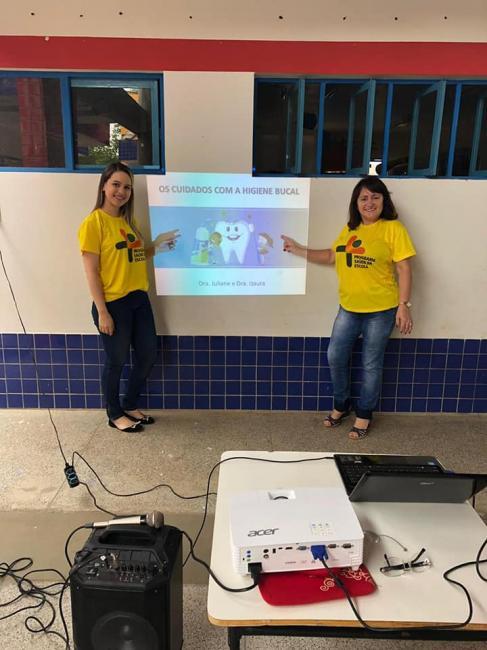 Prefeitura realiza evento com as equipes da Saúde Bucal