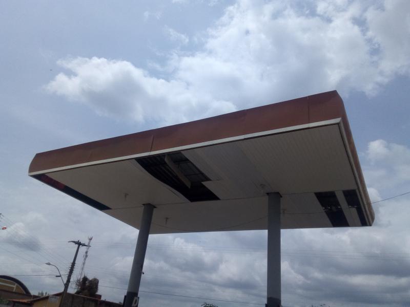 Posto de Combustíveis é alvo de ladrões em Beneditinos