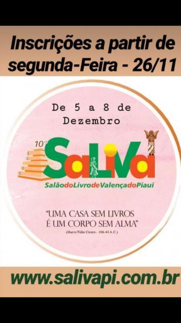 Saliva Valença do Piauí