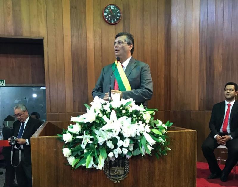 Governador do Maranhão Flávio Dino recebe título de cidadão piauiense