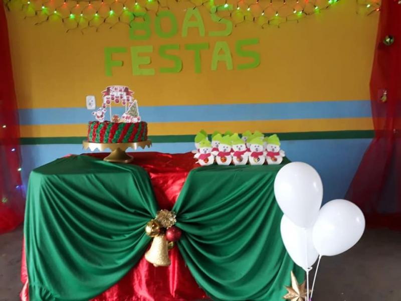 Prefeitura de Prata realiza festa de encerramento do SCFV