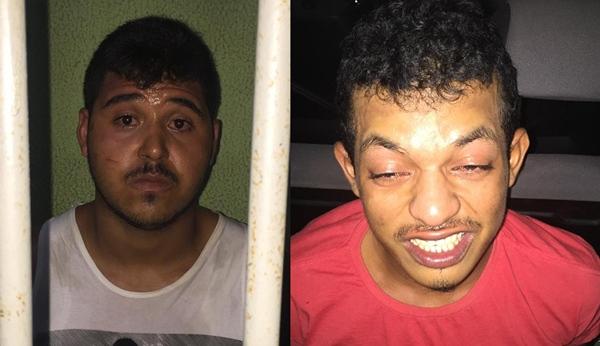 Força Tática prende acusados de realizar arrastões em Piripiri