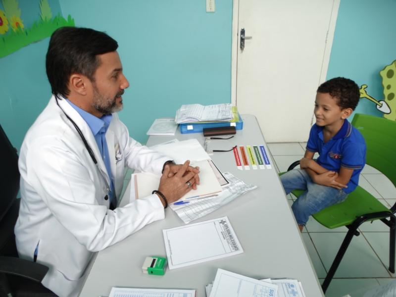 Pacientes do Sul do PI são atendidos pelo Dr. Cláudio Máximo Guerra