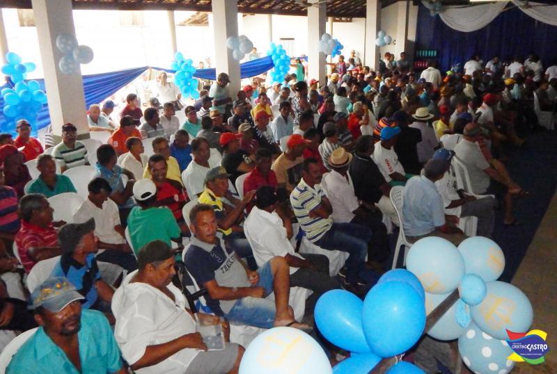 Secretaria Municipal de saúde promoveu CAMPANHA NOVEMBRO AZUL