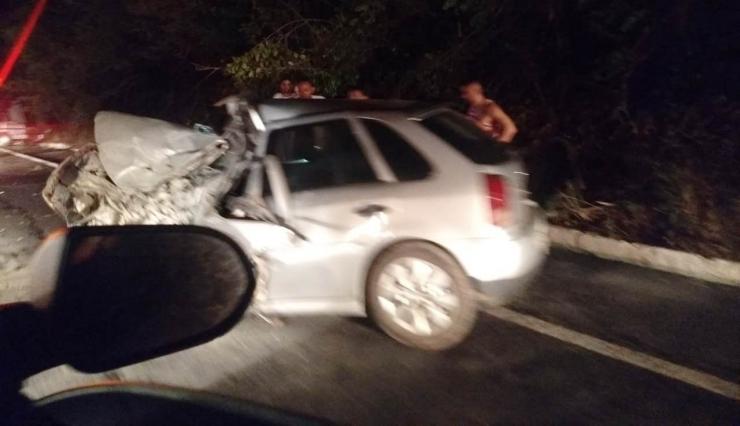 Irmão de prefeita do Piauí morre em acidente na BR-343