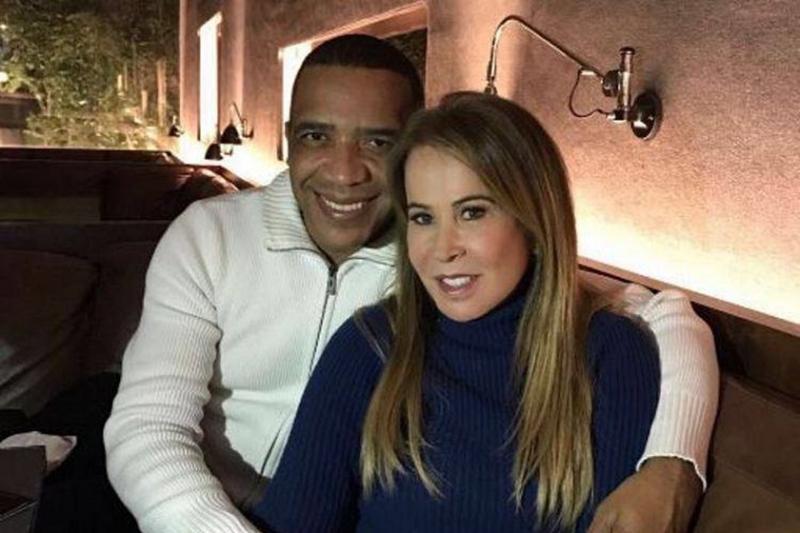 Noivo de Zilu Camargo tem amante em São Paulo, diz colunista