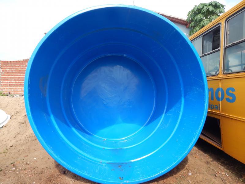 Comunidades serão beneficiadas com Caixas D'água