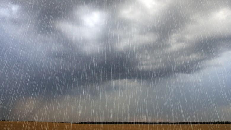 Meteorologia emite alerta de perigo para chuvas fortes no Piauí
