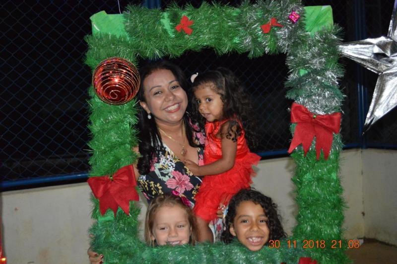 Prefeita Doquinha participa de encerramento das atividades com idosos