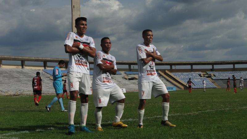Após goleada histórica, River encara o Fortaleza na Copa do Nordeste Sub-20
