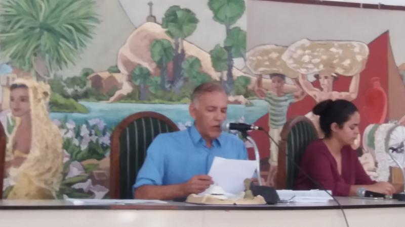 Prefeito de Simplício Mendes solicita empréstimo milionário à Câmara
