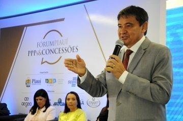 Governador lança 1º Fórum Piauí PPPs & Concessões