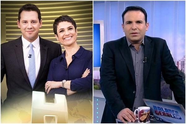 Pela 1ª vez em 47 anos, jornal da Globo fica atrás da Record no ibope