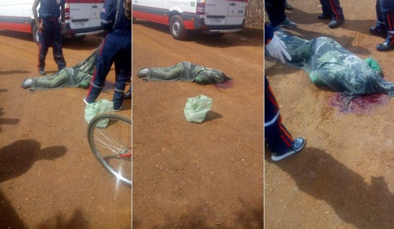 Gari morre atropelado após cair de caminhão de lixo no Piauí