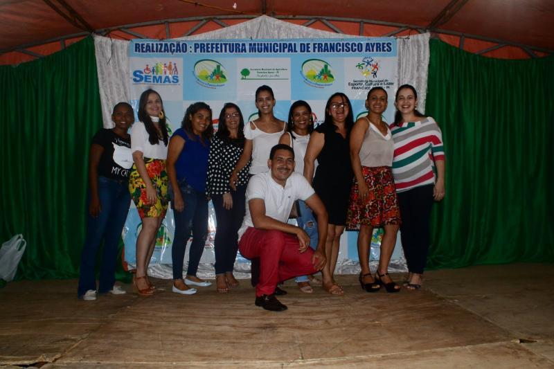 Francisco Ayres realiza blitz educativa e preventiva em semana cultural