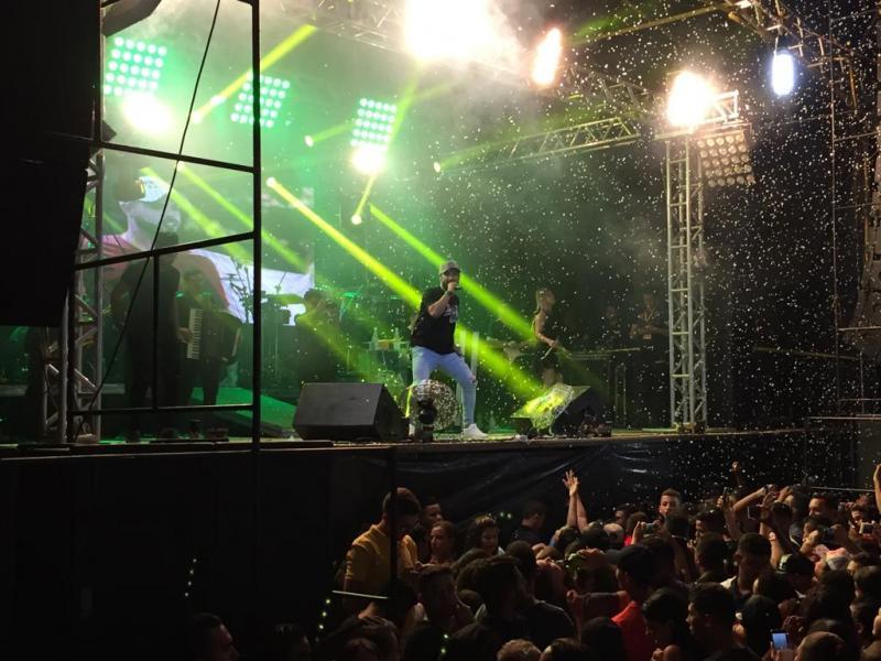 Francisco Ayres encerra programação de aniversário com shows musicais